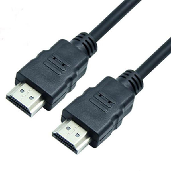 HDMI A MALE TO HDMI A MALE 180度