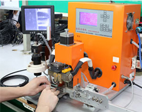 高频脉冲焊锡机